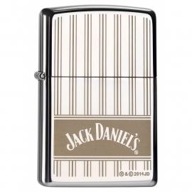 Zippo - Jack Daniel's  Stripes and Logo