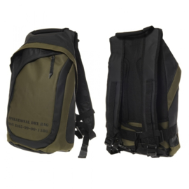 Not oversided Dry Operational BackPack - 101INC [three colours]
