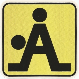A-position a.k.a Doggy Style - DECAL - STICKER