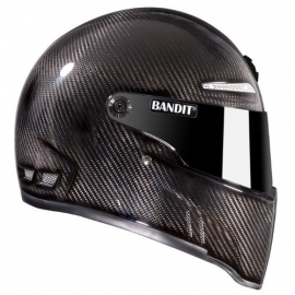 BANDIT - ECE  - Alien 2 Full Face Helmet [Carbon]