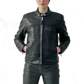 VINTAGE - DAVIDA LEATHER JACKET - WOMEN'S (only one!)