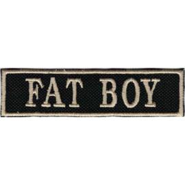 Golden PATCH - Flash / Stick - HD - FAT BOY