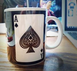 Large Mug - Ace of Spades