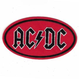 PATCH - oval - AC/DC - AC-DC ACDC