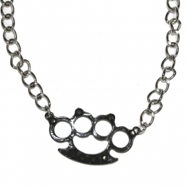 Chain with Knuckle Duster