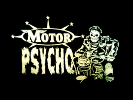Vince Ray - Motor Psycho - Wildcat : ONLY M LEFT