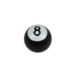 Valve Caps - 8 Ball - Eightballs
