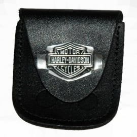 Harley-Davidson Black Pouch - Zippo