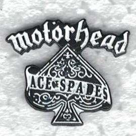 PIN - MOTORHEAD - Lemmy - Ace of Spades