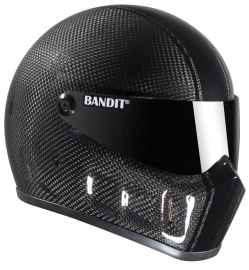 Bandit SuperStreet II - DOT - CARBON RALLYE