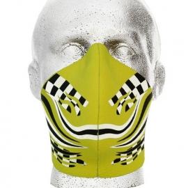 Bandero - Chequer Half / Face Mask