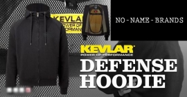 KEVLAR - Loose Fit Protection Hoodie - 100% Protection