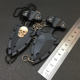 Small Skull EDC Knife - Self Defense / Outdoor