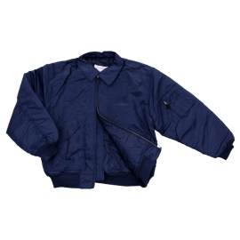 CWU Flight Jacket - Soft Bomber - Blue