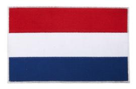 000 - BACKPATCH - Dutch Flag - The Netherlands - NL - Nederland