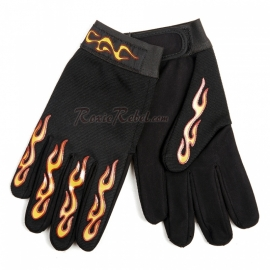 Flames Mechanic gloves