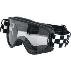 Biltwell INC - Moto Goggle Checker - MOTO 2.0