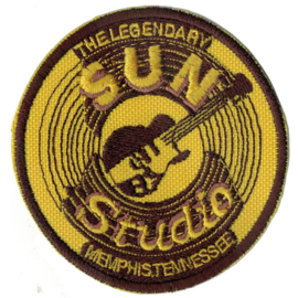 PATCH - The legendary SUN STUDIO - Memphis Tennessee