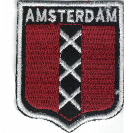 015 - PATCH - Shield of Amsterdam ( N.O.S - new old stock)
