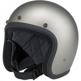 Biltwell INC - Bonanza Helmet [Flat Titanium]