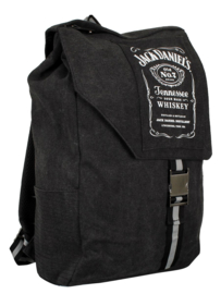 JACK DANIEL'S - BOTTLE LOGO CANVAS BACKPACK