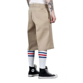 "Dickies - Multi Pocket WORK Shorts - 13"" - KHAKI"
