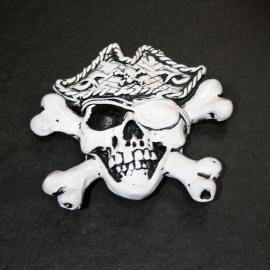 Pirate Skull BUCKLE [B111]