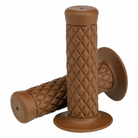 "Biltwell INC - Thruster Grips 7/8"" - Chocolate"