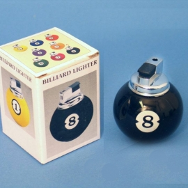 Out Of The Blue - Lighter - Eight Ball Design