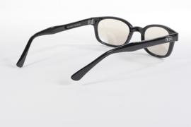 Original KD's - Sunglasses - CLEAR SILVER Mirror