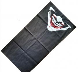 Motley Tube / Tunnel - The Joker - Evil Clown Mouth
