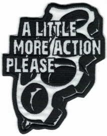 020 - PATCH - A Little More Action Please / Knuckle Duster