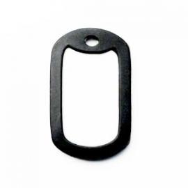 Dog Tag Silencer (black)