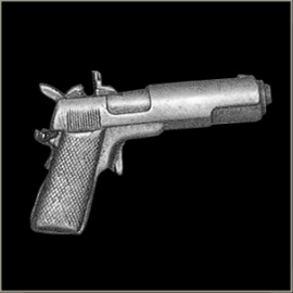 P209 - Large  PIN - Pistol
