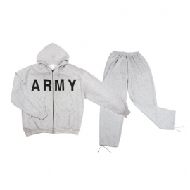 Tracksuit ARMY - Jogging - Grey