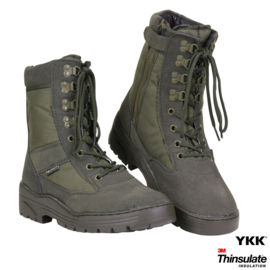 Sniper Boots - Wolf Grey - Limited Edition
