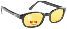 Original KD's - Sunglasses - POLARIZED - Yellow