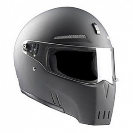 BANDIT - ECE - Alien 2 Full Face Helmet [Flat Black]