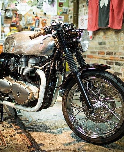 "Biltwell Thruster TPV Motorcycle Grips 7//8/"" Chocolate"