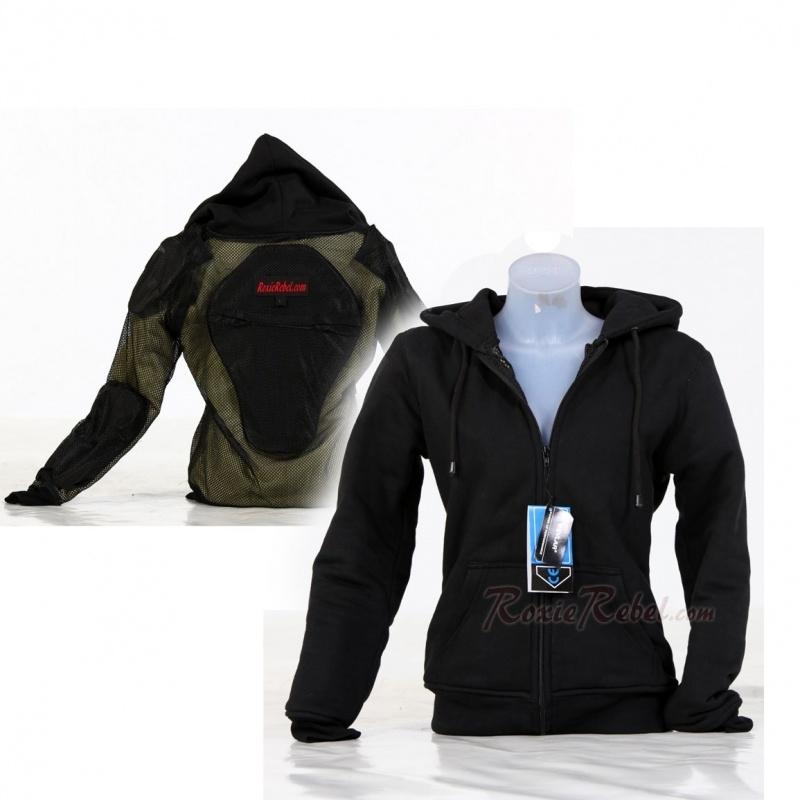 KEVLAR - SlimFit Protection Hoodie - 100% Protection