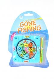 Ronddraaiend visspel Gone Fishing