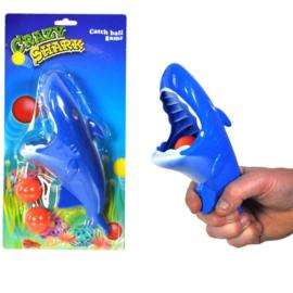 Visspel: schiet- & vangspel haai