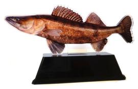 Vistrofee Real Fish – Snoekbaars 23 cm