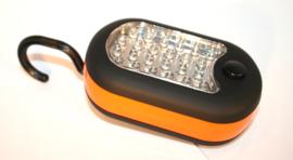 Outdoorlamp / Kampeerlamp met 27 LED's