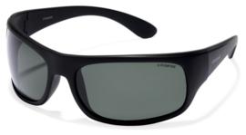 Polaroid Onbreekbare Polariserende Flex Zonnebril Zwart