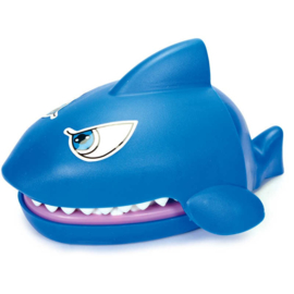 Shark Attack happende haai spel