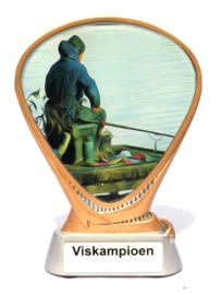 Trofee Visser 13 cm