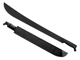 Machete Kapmes 76 cm + Beschermhoes