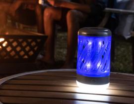 Oplaadbare Skeeter Hawk Mosquito Zapper insectenlamp + tentlamp