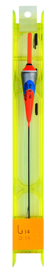 Tuigje 8: Kant-en-klaar witvistuigje Light - dobber 0,7 gram - lijn 14/00 - haakmaat 14